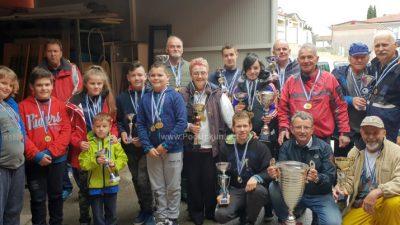 FOTO Ekipa SRD-a 'Zubatac' pobjednici tradicionalnog 22. Kupa '6. svibanj' @ Umag