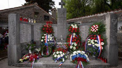 Komemoracijom Lipa pamti obilježeno 75 godina od užasnog zločina nad selom Lipa