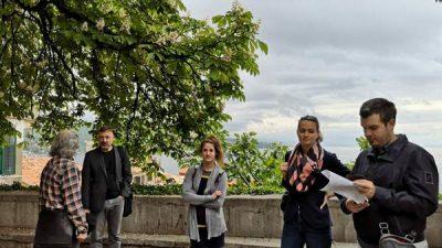 Lungomare EPK 2020 – Češki umjetnik Jiri Kovanda posjetio Volosko