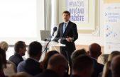 U OKU KAMERE Ministar Marić i izbornik Dalić sudjelovali na 22. znanstveno-stručnoj konferenciji 'Hrvatsko novčano tržište' @ Opatija