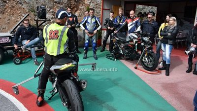 FOTO Akcija motociklom u život – Za 60 posto fatalnih nesreća krivi sami motociklisti