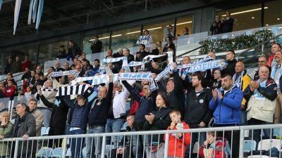 FOTO/VIDEO Igor Bišćan: Potvrdili smo drugo mjesto, u finalu Kupa imamo se čemu nadati