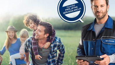 PROMO: Uključi se u proljetnu servisnu akciju i osvoji nagrade @ Hyundai Afro