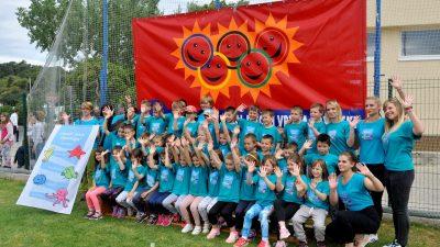 FOTO Opatijski i kastavski mališani izvrsni na Olimpijadi dječjih vrtića među više od 400 malih sportaša