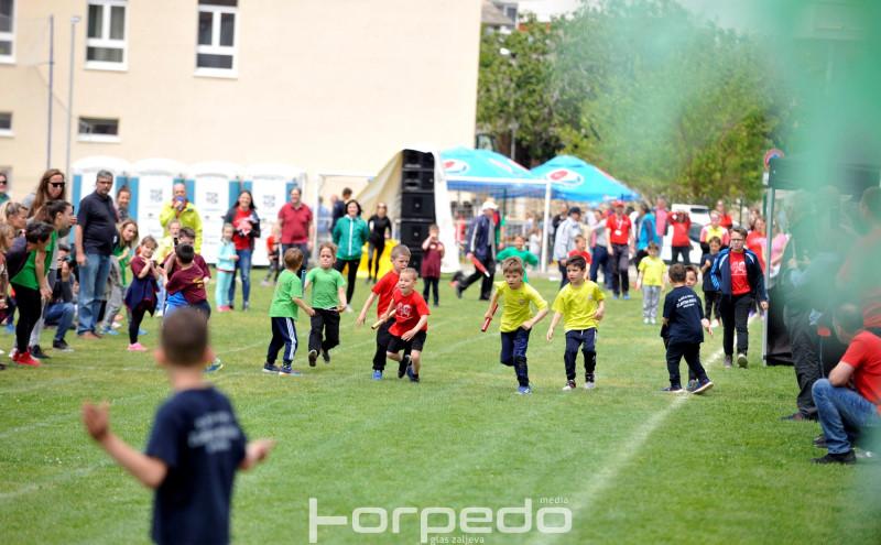 18. Olimpijski festival dječjih vrtića Primorsko-goranske županije održan na Rabu