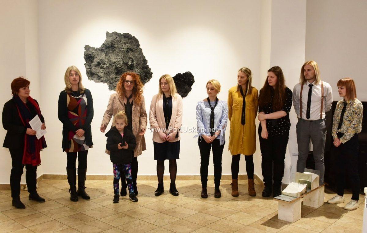 FOTO/VIDEO U galeriji Laurus otvorena izložba studenta završne godine Likovne pedagogije @ Lovran