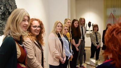 U galeriji Laurus otvorena izložba studenta završne godine Likovne pedagogije @ Lovran