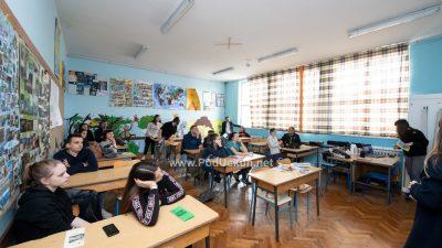 FOTO Matuljskim i lovranskim osmašima održana prezentacija srednjih škola