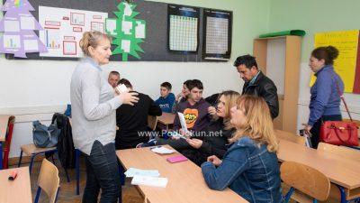 Matuljskim i lovranskim osmašima održana prezentacija srednjih škola