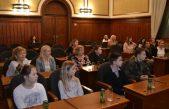 Nagrade Policijske postaje Opatija učenicima za literarne radove na temu borbe protiv ovisnosti