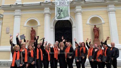 U OKU KAMERE Mješoviti pjevački zbor Štorija osvojio Zlatnu nagradu u kategoriji klasične glazbe @ Karlovac