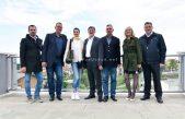 Tonino Picula i Romana Jerković upoznali se s općinskim projektima i družili s građanima @ Matulji