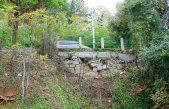 Započela sanacija potpornog zida i dijela državne ceste D66