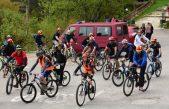 FOTO/VIDEO Vatrogasci u humanitarnoj akciji pedalirali za pomoć djevojčici Emi @ Liburnija