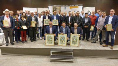 Marijan Arman novi stari šampion Vinistre, belica Dejana Rubeše osvojila srebrnu medalju @ Poreč
