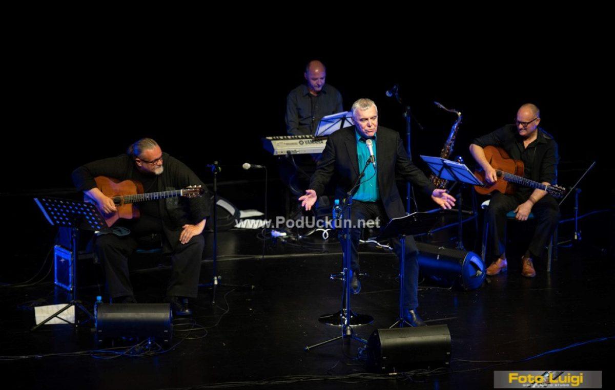 FOTO/VIDEO Prekrasne šansone u novom ruhu – Zoran Predin Arsenovim pjesmama oduševio Gervais