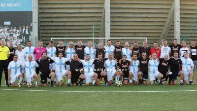 FOTO Veterani Rijeke i Opatije održali memorijalnu utakmicu u spomen na Gorana Brajkovića @ Rujevica