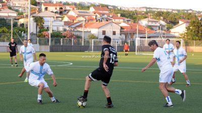 Veterani Rijeke i Opatije održali memorijalnu utakmicu u spomen na Gorana Brajkovića @ Rujevica