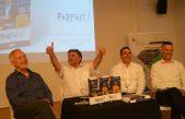Ivan Jakovčić predstavio prvu autorsku knjigu Parfait: Htio sam raditi za našu Istru