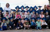 FOTO Za školu spremna 24 mališana: Lovranski bistrići oprostili se od vrtića kreativnim i emotivnim programom