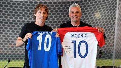 PBZ u Opatiji predstavio nogometni kamp za djecu u Hrvatskoj – Gostovao i Roberto Baggio