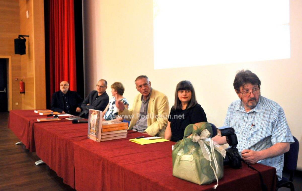 """FOTO Predstavljena knjiga Berislava Valušeka """"Arhitekt Carl Seidl – Opus na Opatijskoj rivijeri"""""""