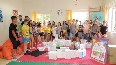 U OKU KAMERE Predstavnici Društva Naša djeca Poreč u posjeti DND-u Opatija
