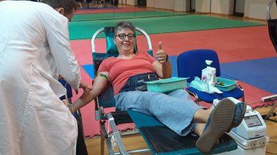 Ove srijede akcija Dobrovoljnog darivanja krvi u Učeničkom domu Lovran