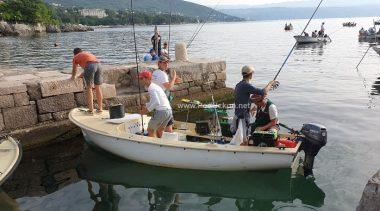 Državno prvenstvo u sportskom ribolovu za kategorije seniori i mlađi seniori U21 iz brodice održano je prošlog vikenda u Lovranu