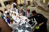 VIDEO Gastro show s lovranskom črešnjom by Robert Benzia i Deni Srdoč @ Ganeum