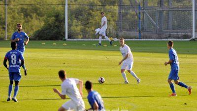 FOTO Uspješna premijera Rijeka pobjedom 3:1 nadmašila slovenski Bravo u prvoj pripremnoj utakmici @ Rujevica