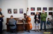 FOTO Otvorena zajednička izložba Željka Čurčića i Davora Hrvoja JAZZ vs JAZZ @ Volosko