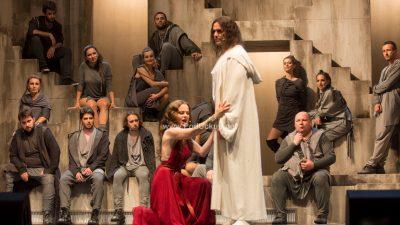 VIDEO/FOTO Rock opera 'Jesus Christ Superstar' oduševila publiku @ Opatija