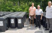 Stare baje odlaze s javnih površina – Građani Lovrana pozvani da preuzmu nove spremnike za otpad