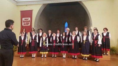 Susret zborova 'Naš kanat je lip': KUD Učka Matulji nagrađen za najbolju izvedbu skladbe na istarskoj ljestvici