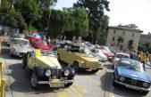 FOTO Jubilarni opatijski skup povijesnih vozila – Najstarije vozilo 81, a vozač 83 godine
