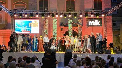 Rujansko izdanje ovogodišnjeg MIK-a u Rijeku donosi natjecateljsku i revijalnu večer