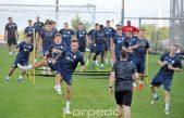 FOTO Pogledajte fotogaleriju prvog dana priprema nogometaša Rijeke