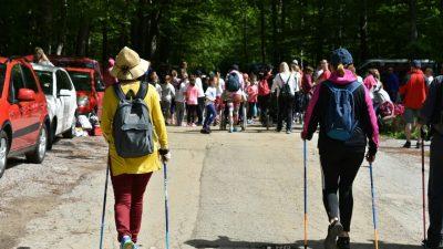 FOTO Dan za pamćenje – Platak privukao oko tri tisuće ljudi svih generacija koji su uživali uz Festival sportske rekreacije