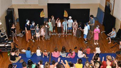 6. Međunarodni dječji festival VOLOS donosi brojne zanimljive radionice i komični mjuzikl 'Kiss' @ Volosko