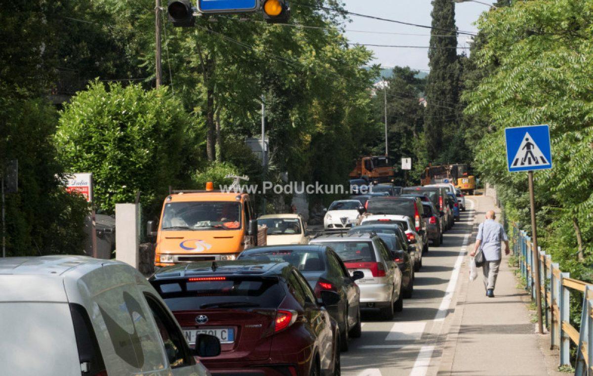 Oboružajte se strpljenjem – Najavljene brojne privremene regulacije prometa zbog izvođenja radova