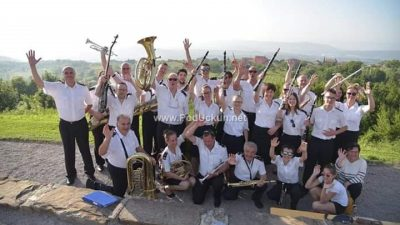 Lovranski puhači gostovali na 47. tradicionalnoj manifestaciji vina pod nazivom 'Praznik refoška i slovenske Istre'
