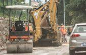Zatvaranje za sav promet ceste Viškovo – Kastav lokacija Široli, novi obilazak Viškovo-Kastav preko D427