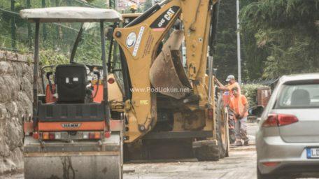 Zbog izrade vodovodnog priključka od sutra privremena regulacija prometa na Novoj cesti