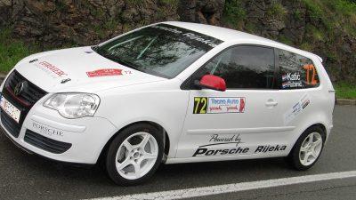 6. Rally Železniki u Sloveniji – Među 70 posada samo devet iz Hrvatske