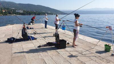 25. Kup Republike Hrvatske u sportskom ribolovu ovog vikenda u Lovranu