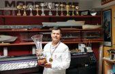 FOTO Rolandu Vlahoviću dva zlata i srebro na državnom prvenstvu