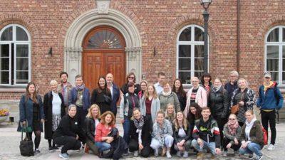Predstavnica Savjeta mladih Grada Opatije Sara Sušanj sudjelovala je na studijskom posjetu u Norveškoj