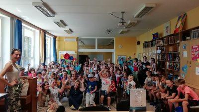U OKU KAMERE Učenici i profesori iz Lasinje posjetili Opatiju