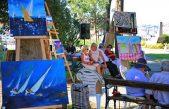 16. slikarski ex tempore Novigrad-Cittanova – 'Novigrad, mjesto za sva osjetila…'